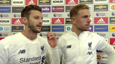 Henderson, Lallana: This is a big point
