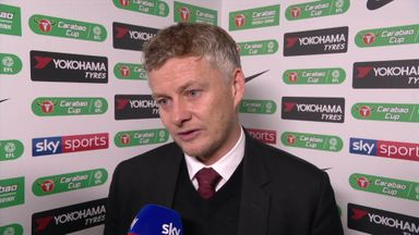 Solskjaer: We're hitting form