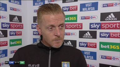 Monk disappointed with second-half display