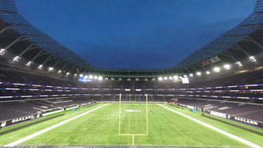 Spurs' incredible NFL stadium transformation
