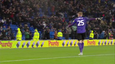 Should controversial Cardiff goal have stood?