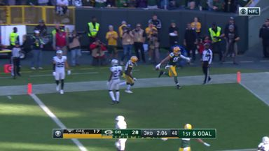 Jimmy Graham TD for Packers