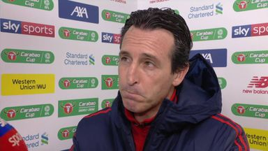 Emery takes positives