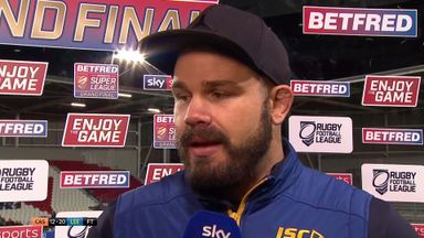 Cuthbertson: We've got a great product