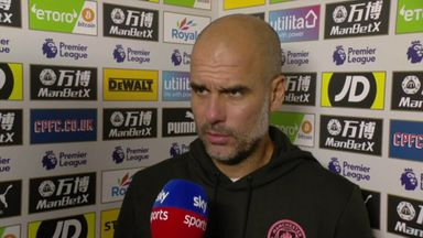 Pep proud of response
