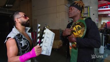 Sunil Singh wins 24/7 Title from R-Truth