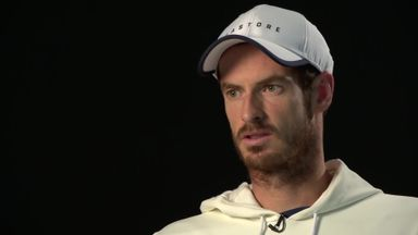 Murray pleased with progress