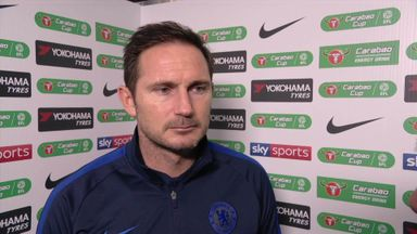 Lampard: Beaten by a special goal