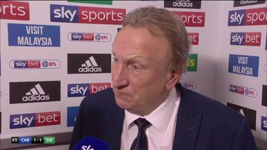 Warnock pleased with impact from subs