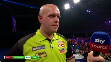 MVG ready for Chisnall test