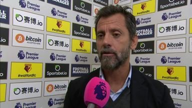 Flores: We're getting closer