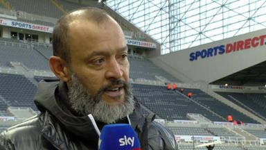 Improvement delights Nuno