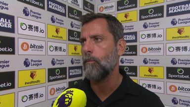 Sanchez Flores: Clean sheet good for team