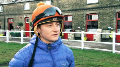 Cieren Fallon: Flat racing's rising star