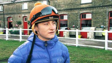 Cieren Fallon: Flat racing's rising star