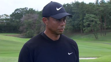 Woods pleased with Japan fightback