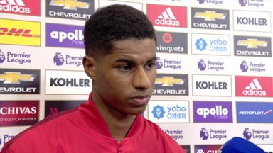 Rashford: We should have won