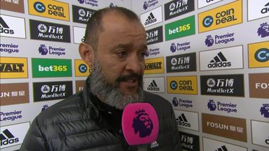 Nuno: We must manage our players