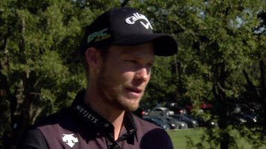 Willett showcases improvements