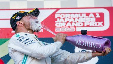 Race Highlights – Japanese GP