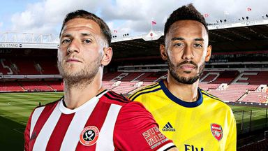 Sheffield United v Arsenal