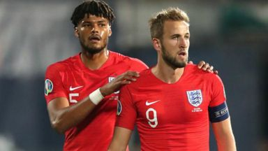 Euro 2020 Highlights: BUL v ENG
