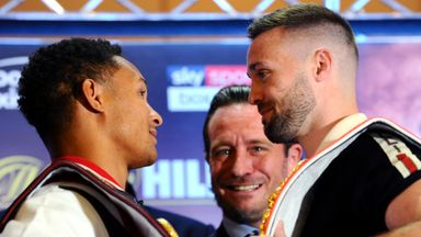 Prograis v Taylor: Gloves are Off