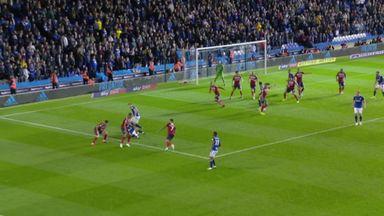 Bailey scores vital debut goal!