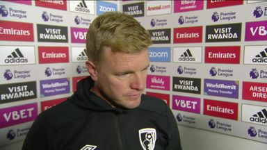 Howe bemoans first-half display