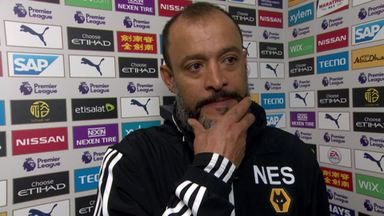 Nuno proud of shock win at City