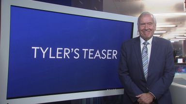 Tyler's Teaser - October 14