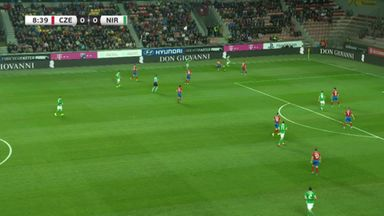 McNair gives Northern Ireland the lead!