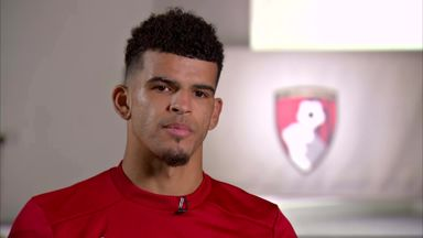 Solanke: Racist chants a disgrace