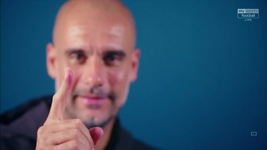 Pep Guardiola: Footballing firsts