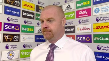Dyche: This is our most competitive squad