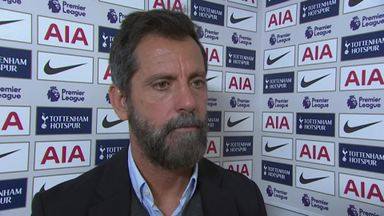 Flores unhappy about Alli goal