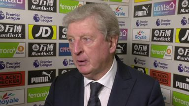 Hodgson: We didn't give up