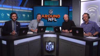 Around the NFL Build-up