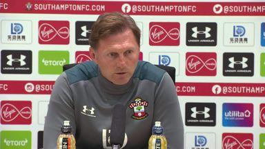 Hasenhuttl: Wilson a loss to Southampton