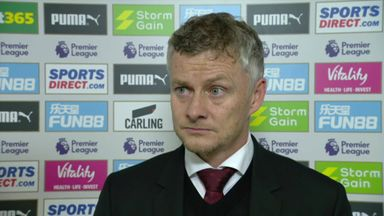 Solskjaer: We're a long way from success