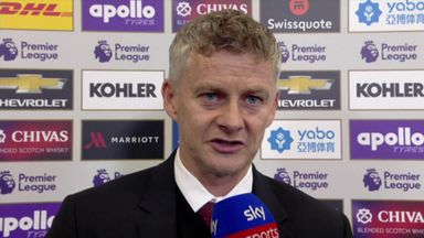 Solskjaer: A turning point for us