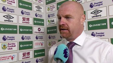 Dyche: We've learnt from last season