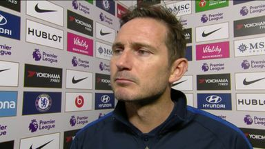Lampard: Big three points today