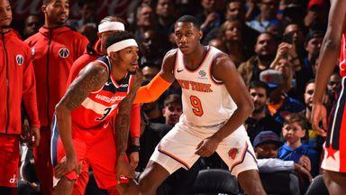 Preseason: Wizards 115-99 Knicks