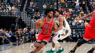 Preseason: Bulls 87-105 Pacers