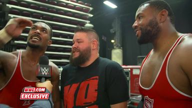 Owens & The Street Profits loathe Styles