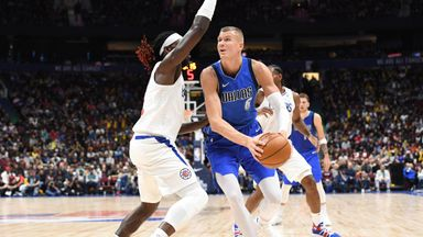 Preseason: Mavericks 102-87 Clippers