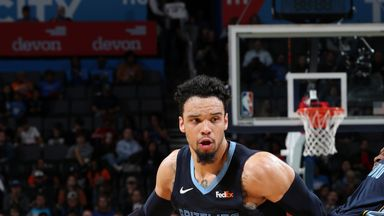 Preseason: Grizzlies 124-119 Thunder
