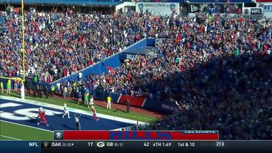 Bills return onside kick for late TD