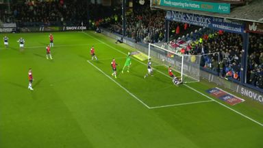Bradshaw gives Millwall the lead
